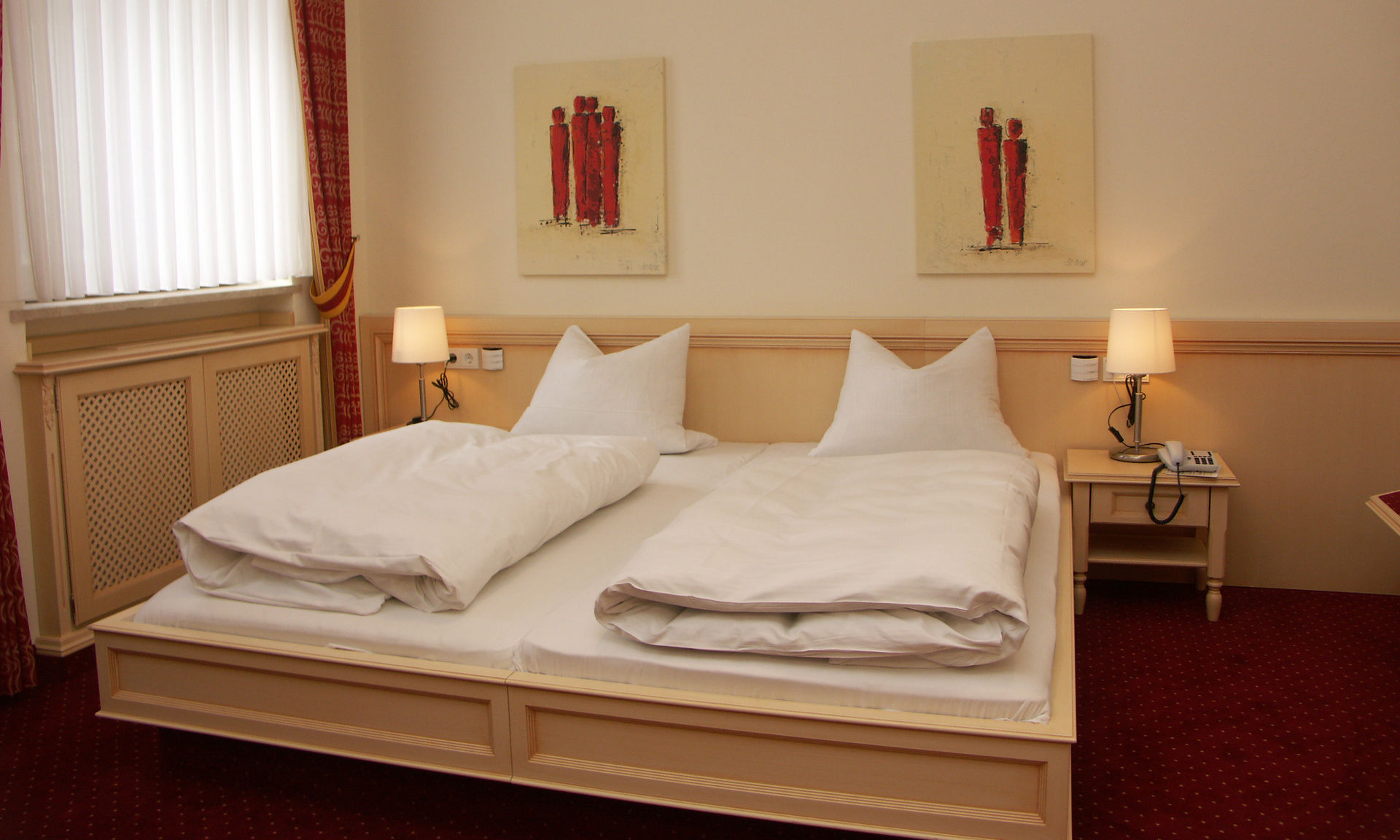Comfort Zimmer im Forsters