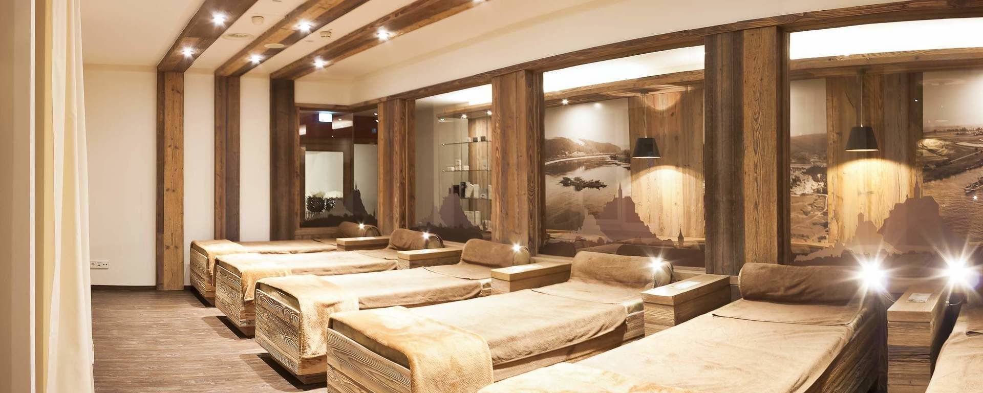 Wellness im Forsters Posthotel
